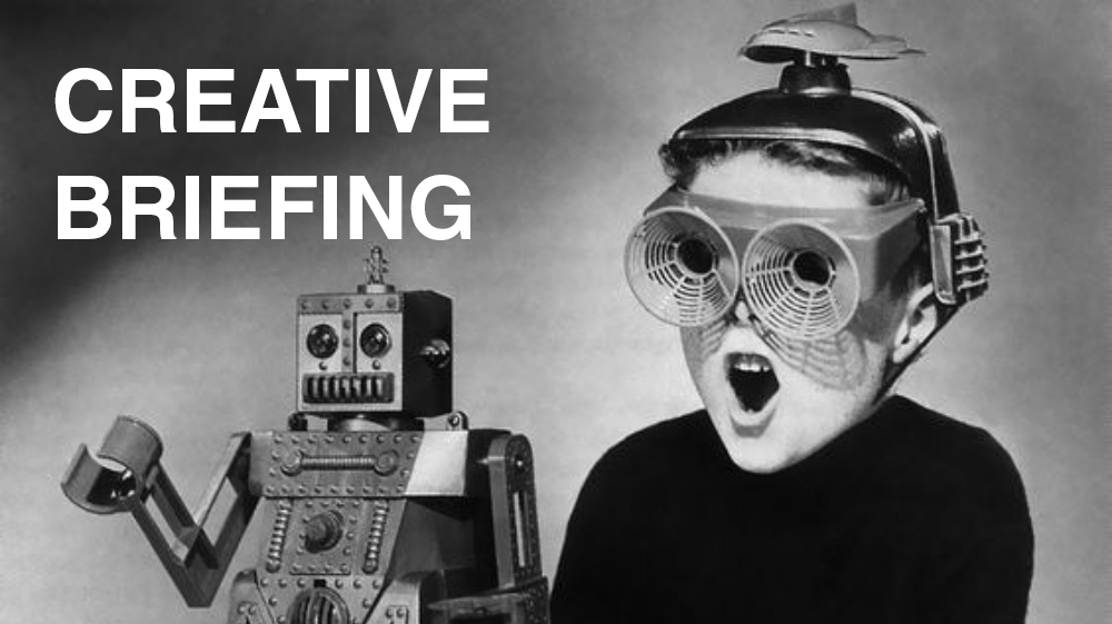 The One About Creative Briefing