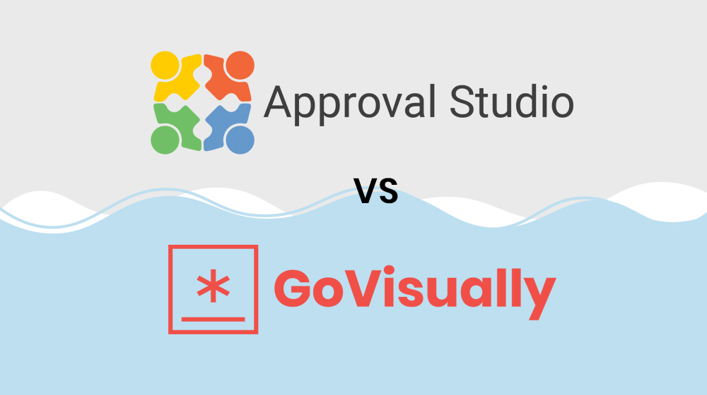 approval studio vs govisually