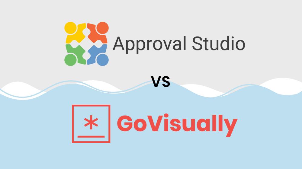 approval studio vs govisually