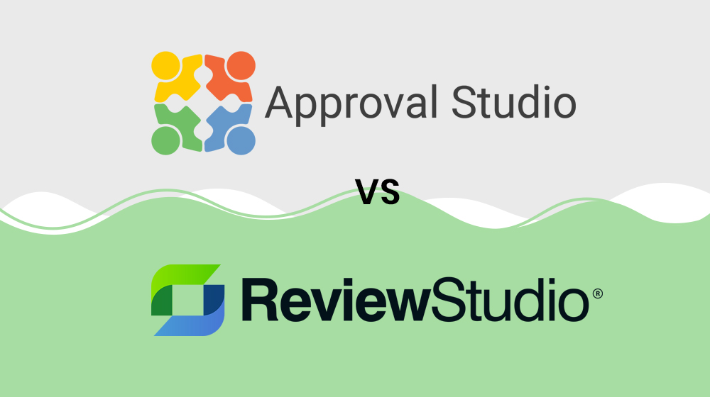 Approval Studio VS ReviewStudio