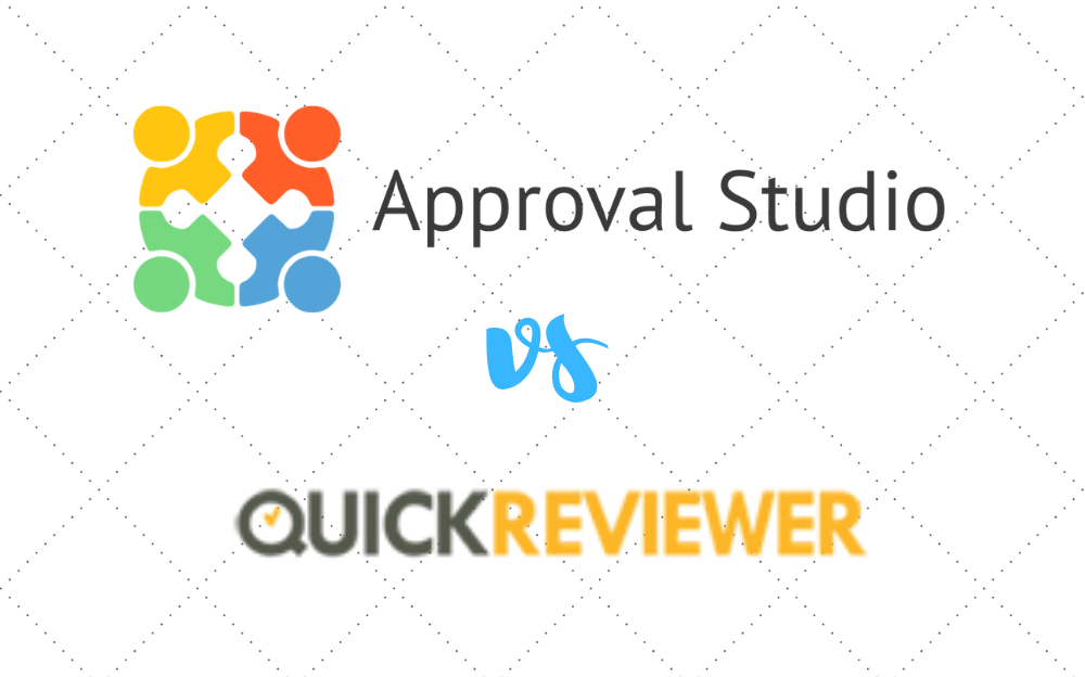 Approval Studio bs quickreviewer
