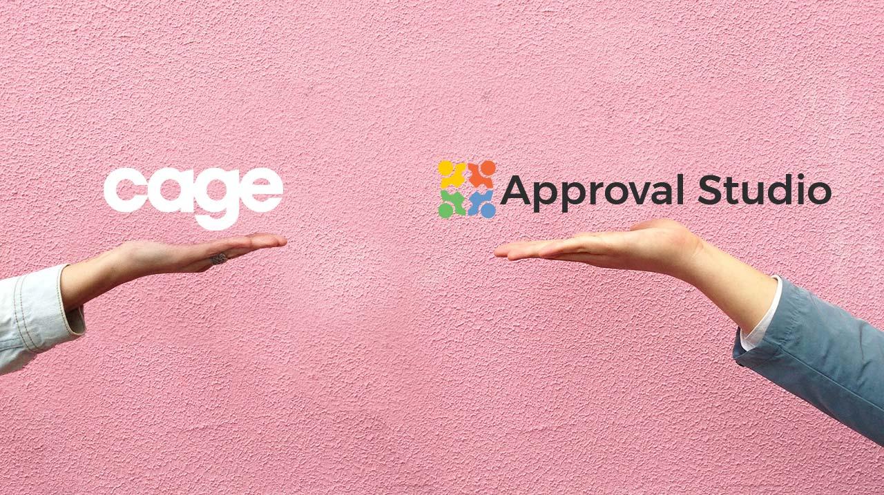Approval Studio VS CageApp
