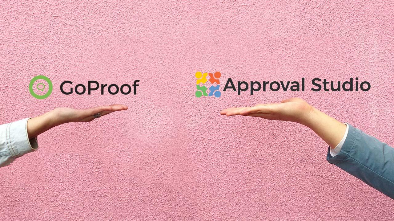 Approval Studio VS GoProof