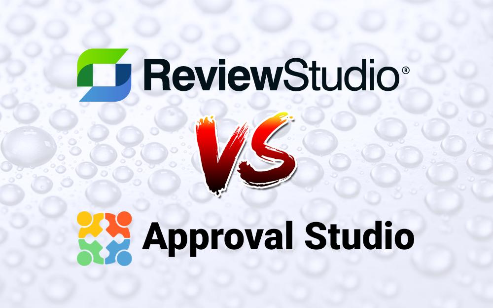 review studio vs approval studio