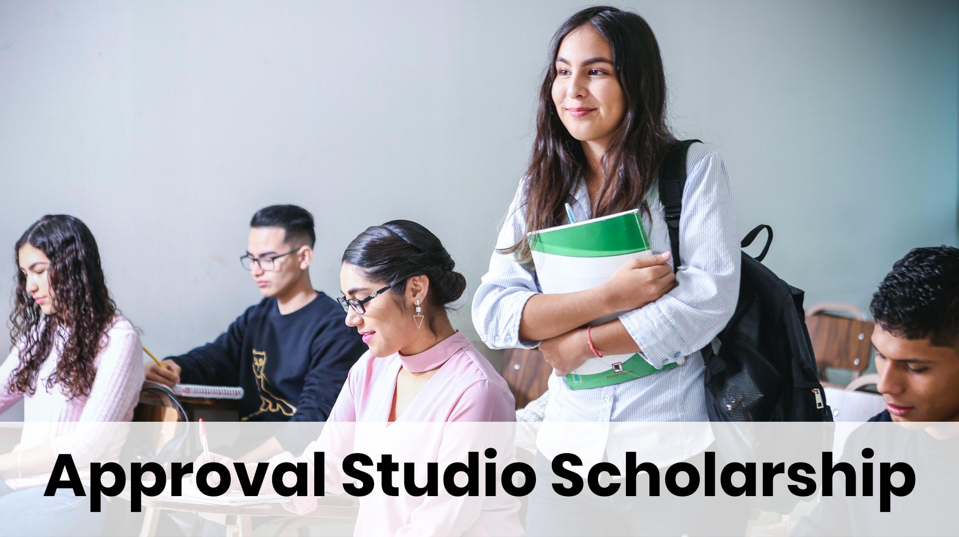 Approval Studio Scholarship
