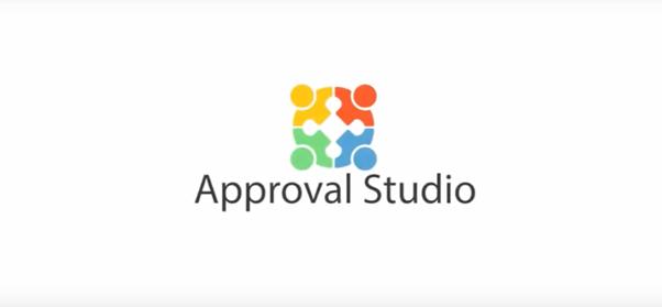 approval studio logo