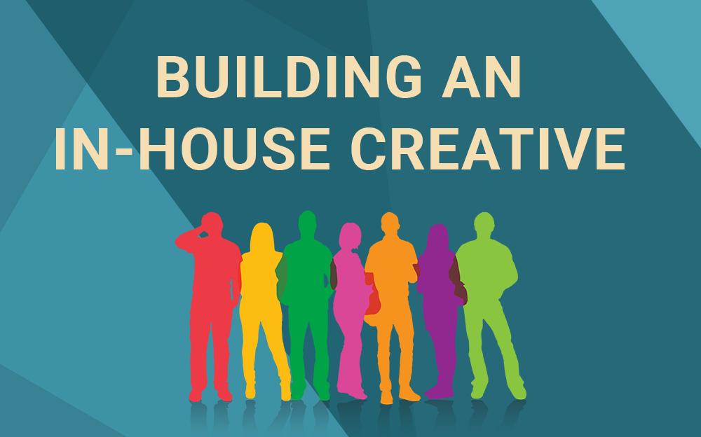 in house creative team