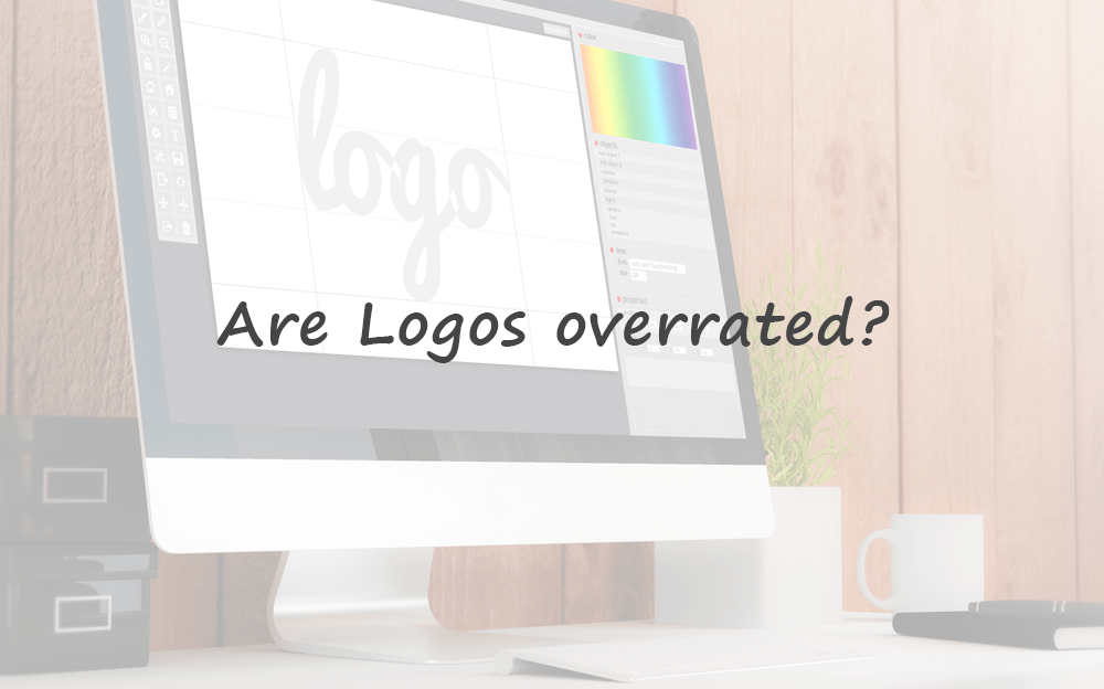 are logos overrated?