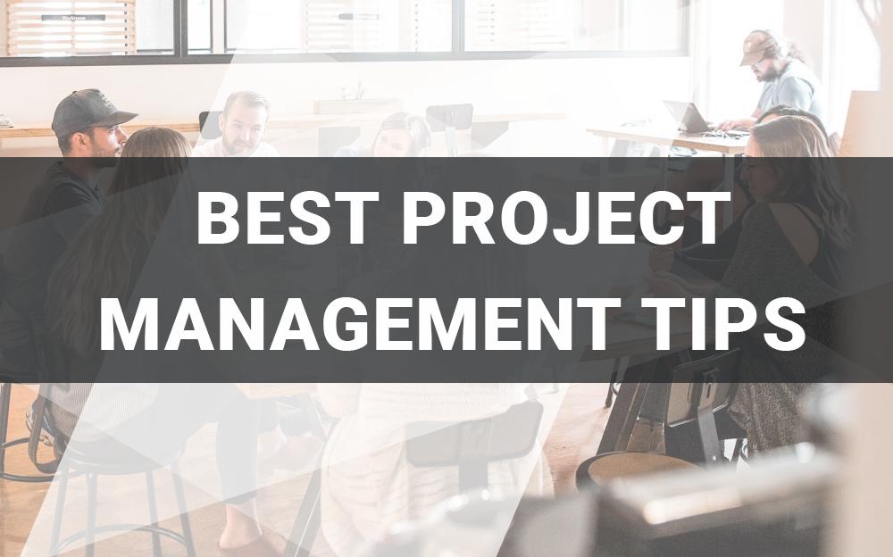 best project management tips