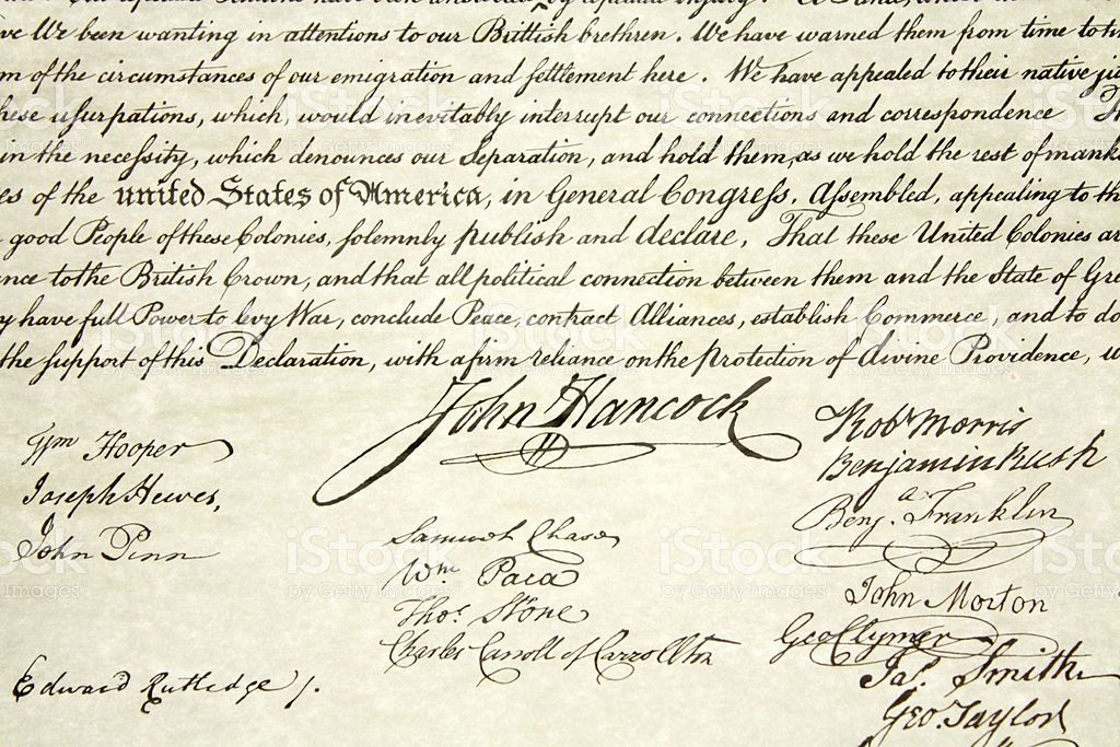 Paper with handwritten text