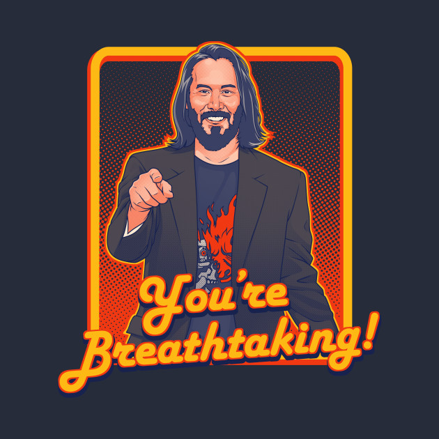 The You're-Breathtaking! artwork