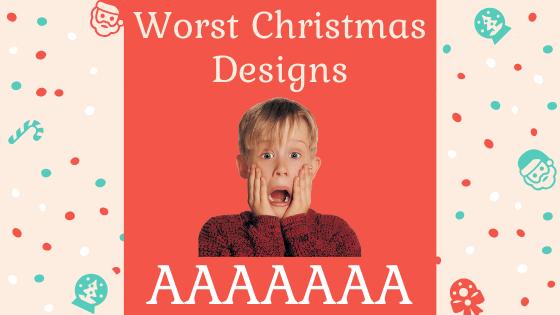 worst christmas designs
