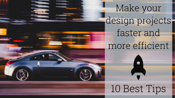 Make design projects better