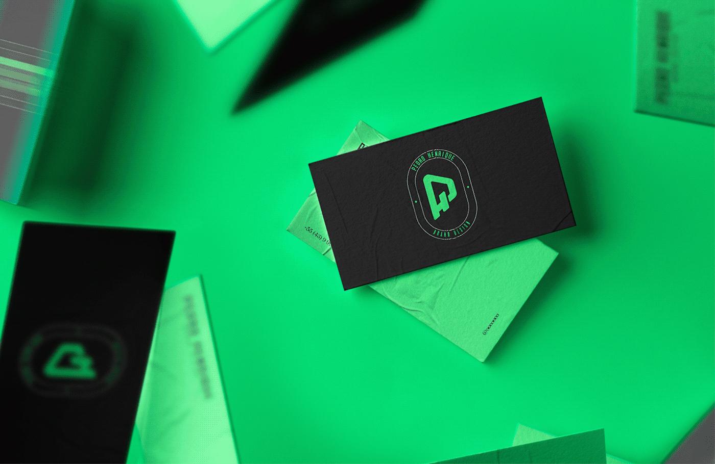 Personal Brand Design by Pedro Henrique