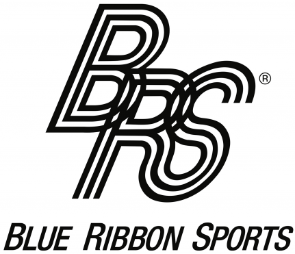 Blue Ribbon Sports logotype