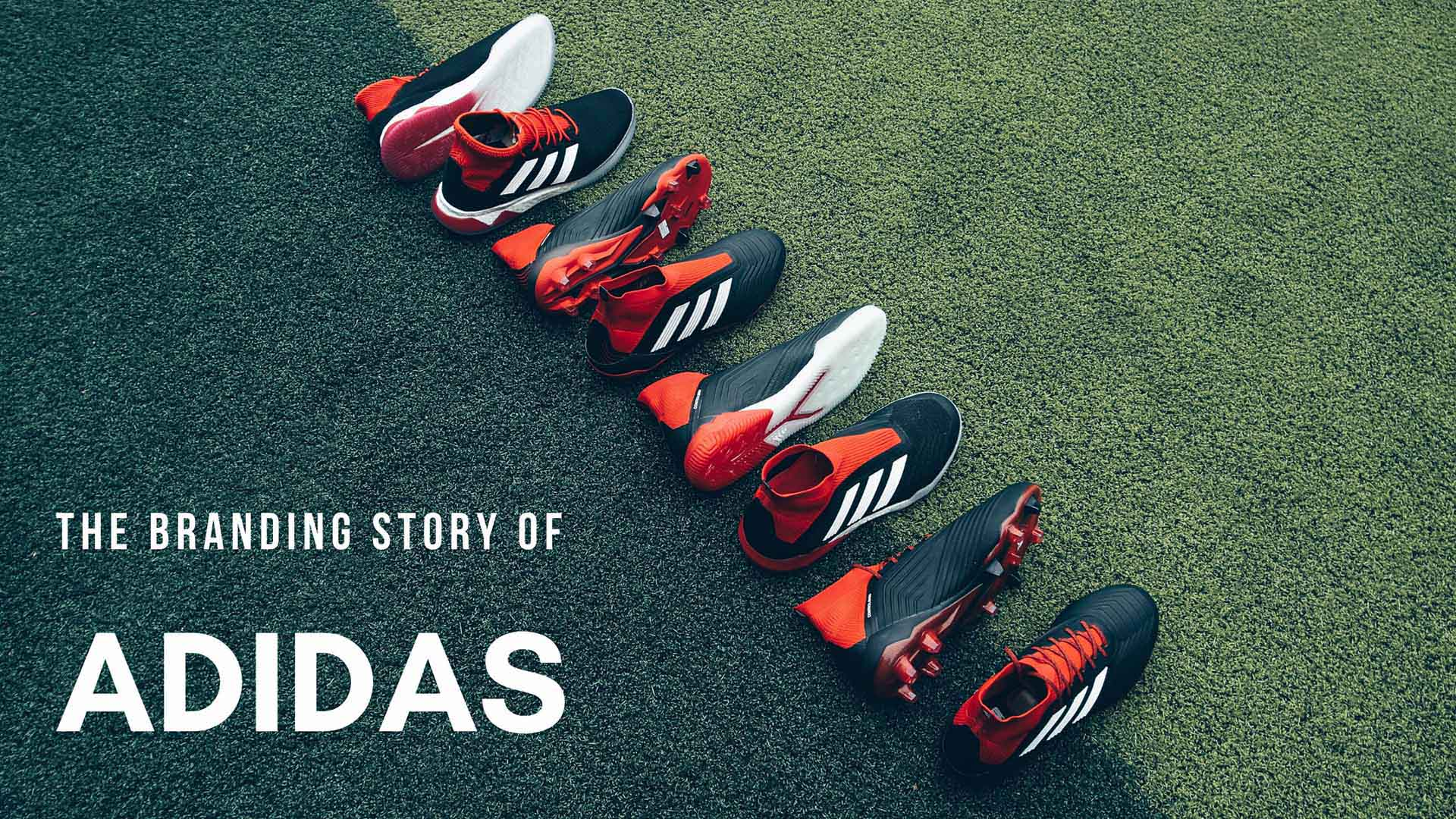Adidas Branding Campaigns Logos And History Approval Studio