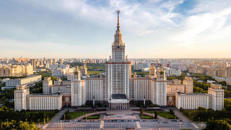 Russian Soviet architechture