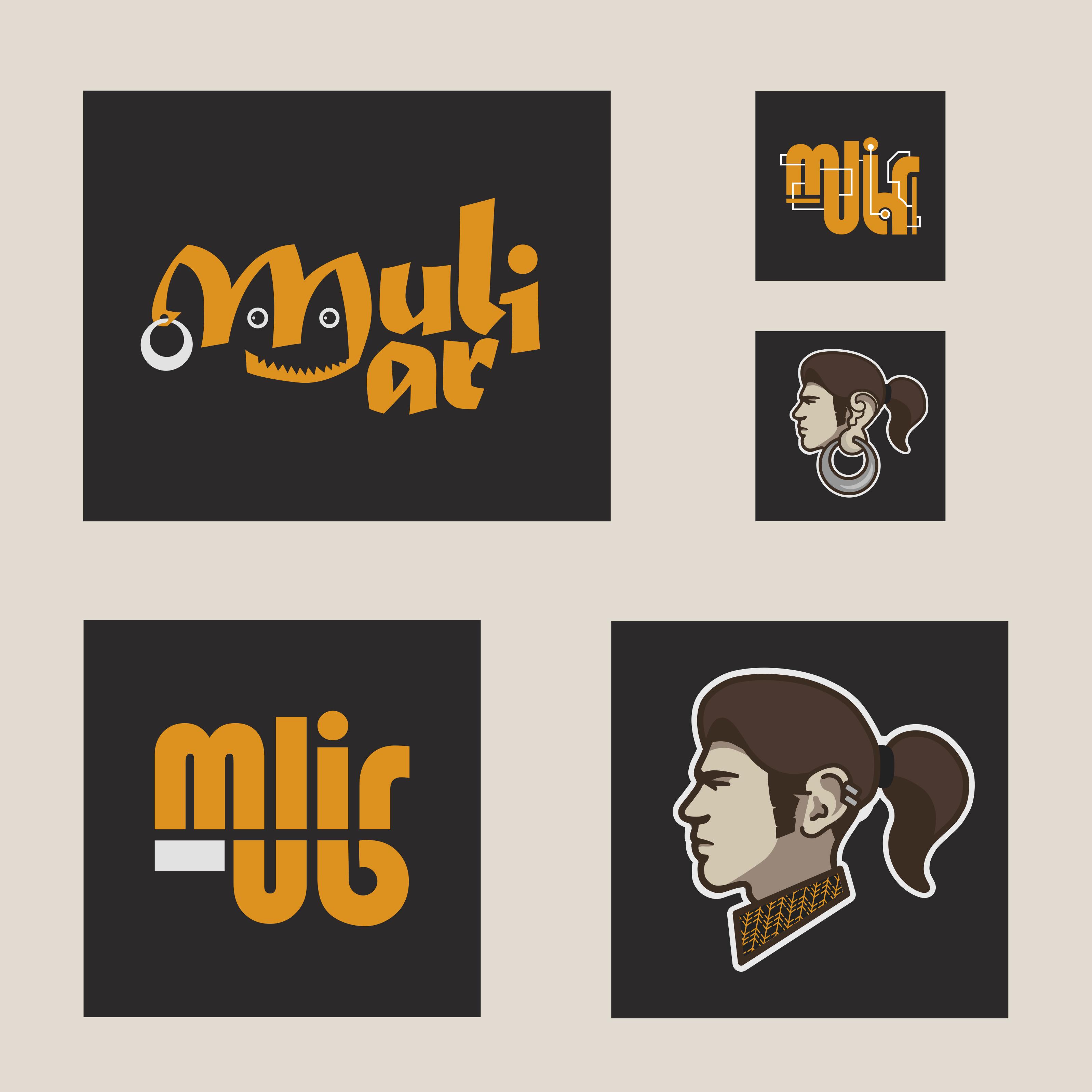 Personal Logo by Pavlo Muliar