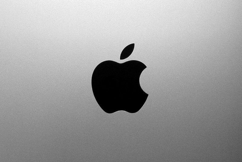 Modern Apple logotype.