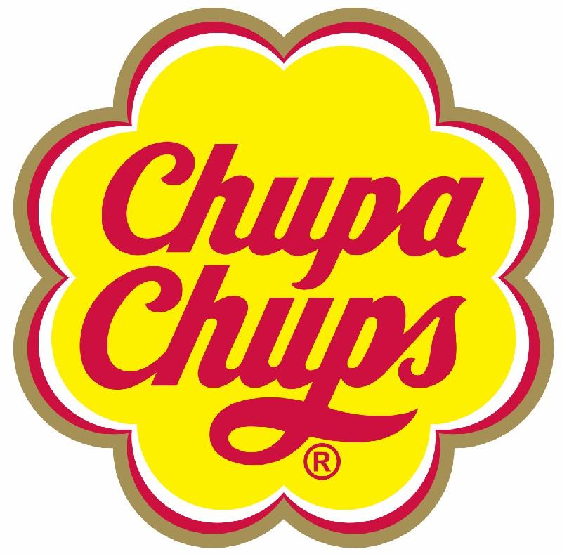 The logotype of Chupa Chups.