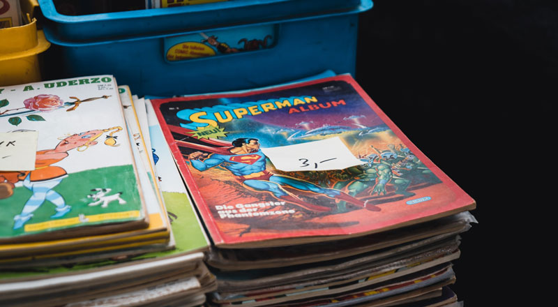Want yourself some Superman album?