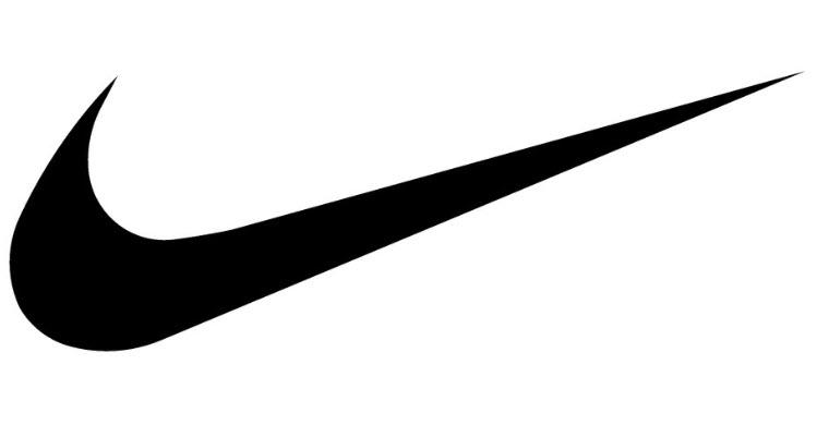 The Nike logotype.