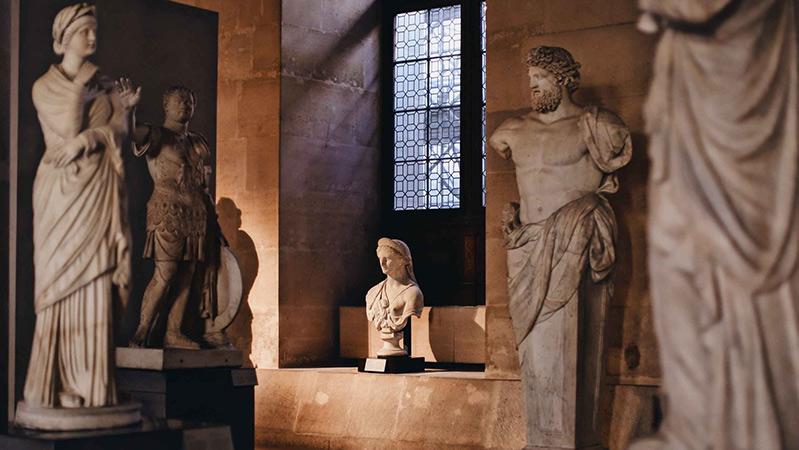Greek-Roman gods