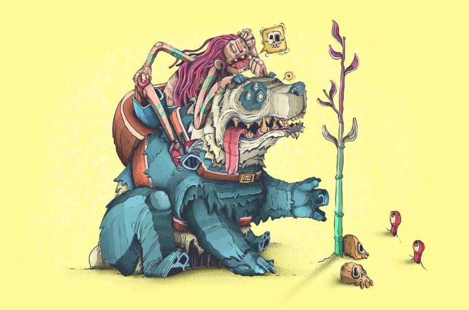 Illustration by Marlowe Sherwood Gonzalez Galeano