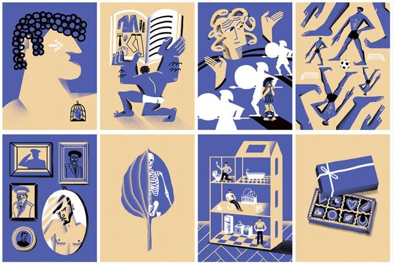 Illustrations by Mari Konovych