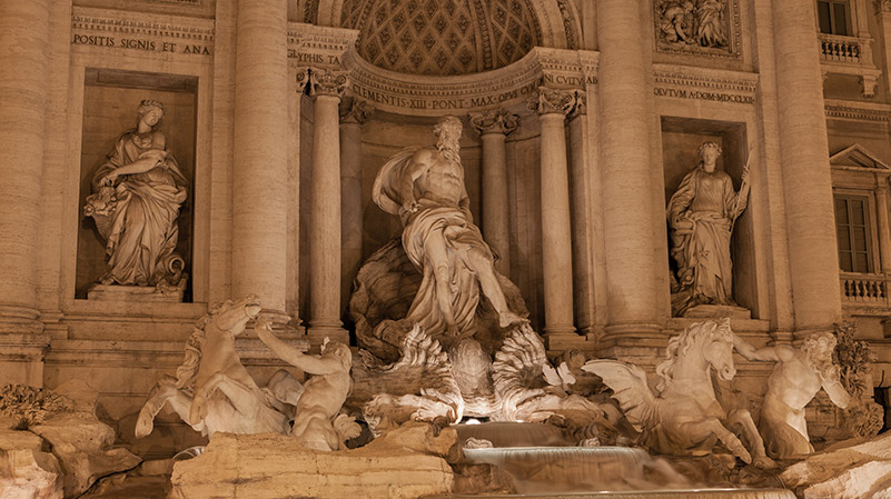 Pantheon of Roman gods
