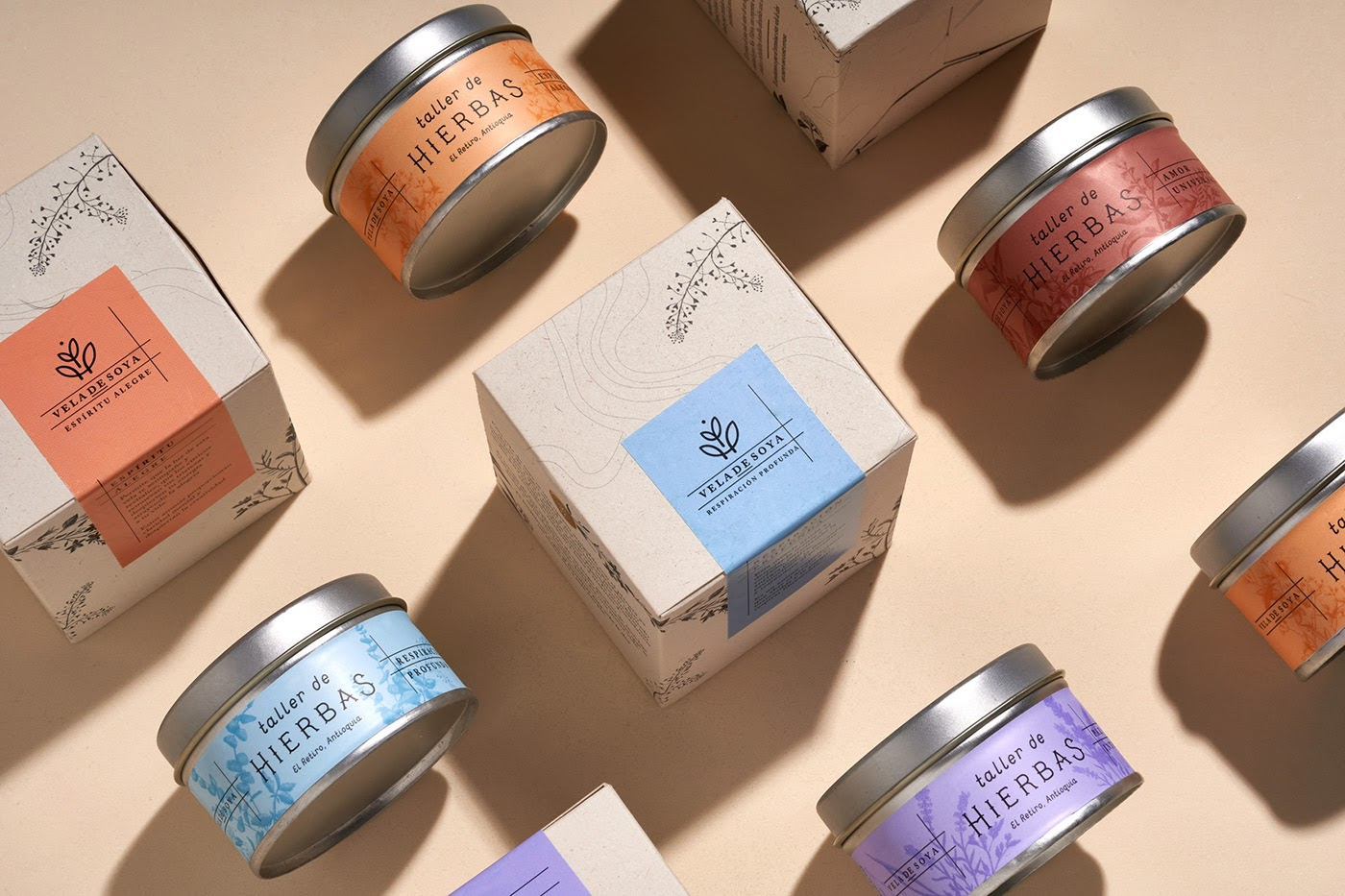 Packaging Design by Invade Studio