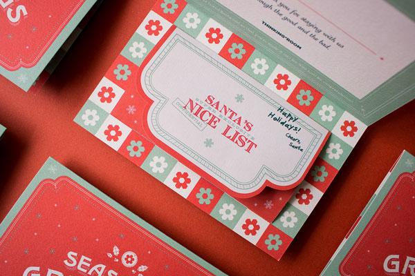 Evan Wijaya's Christmas postcard