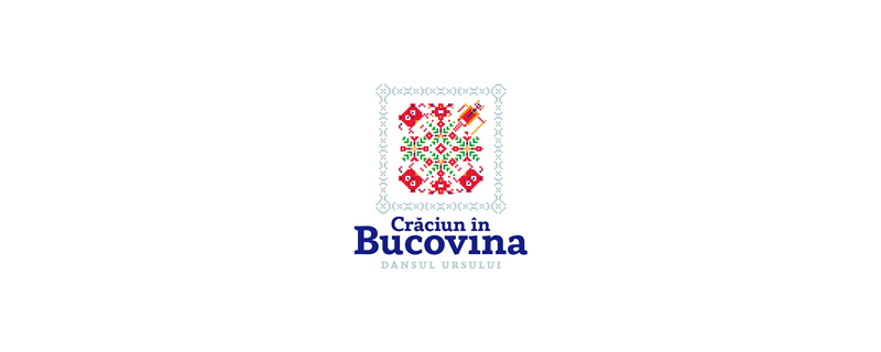 Cajvanean Alexandru's Christmas logotype