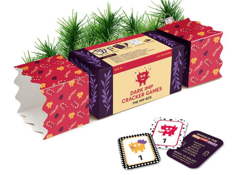 Marina Tsareva's Christmas Cracker Game