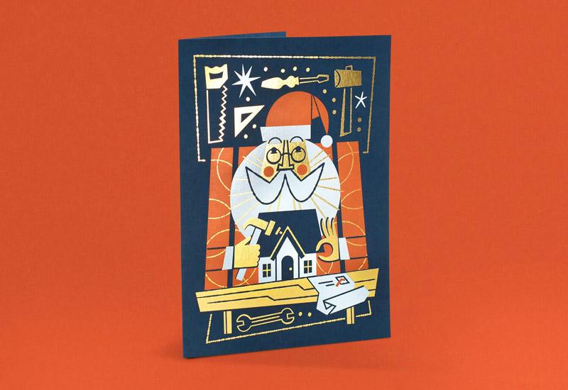 Matt Naylor's Christmas card