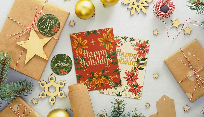 Jean Yanga's Christmas card