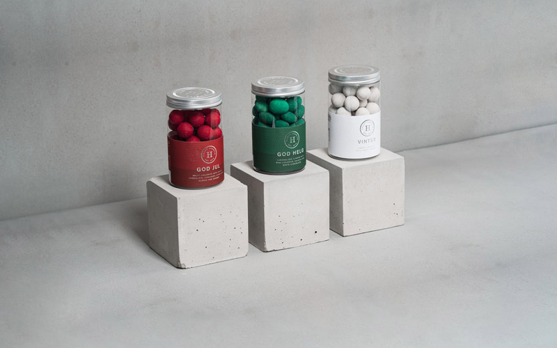 Martin Ohlsson's packaging design