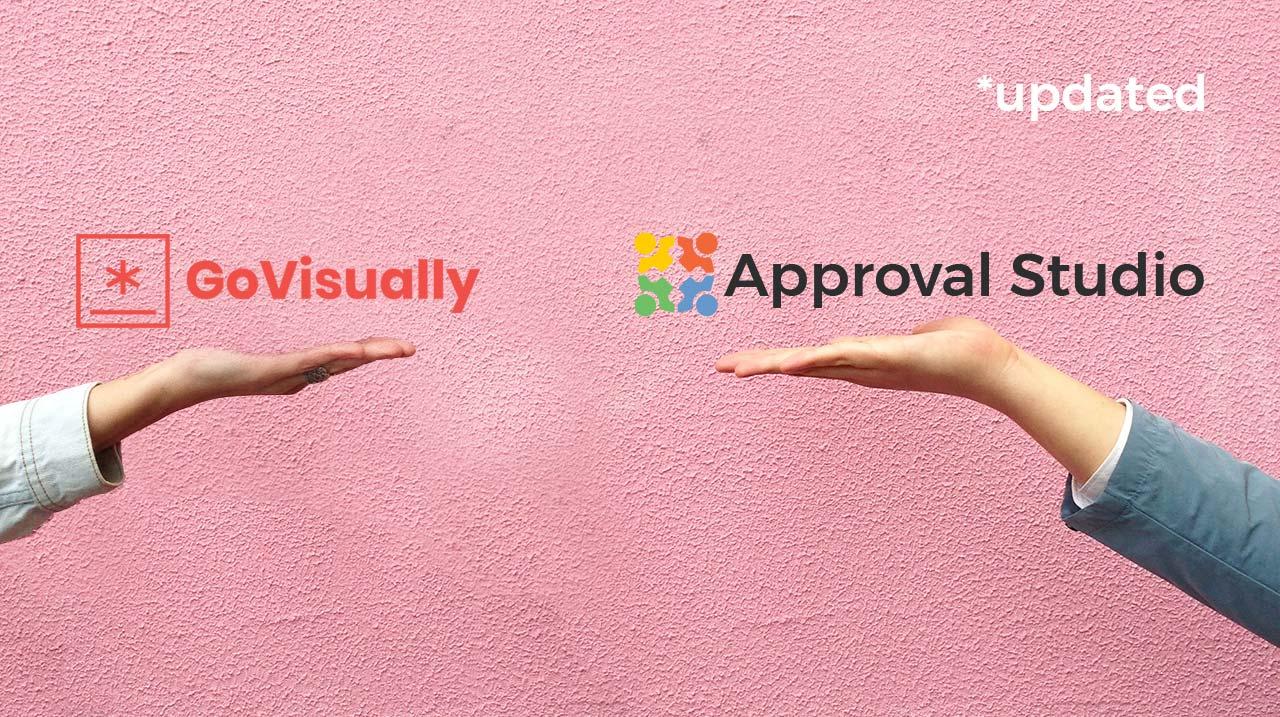 approval studio vs govisually updated