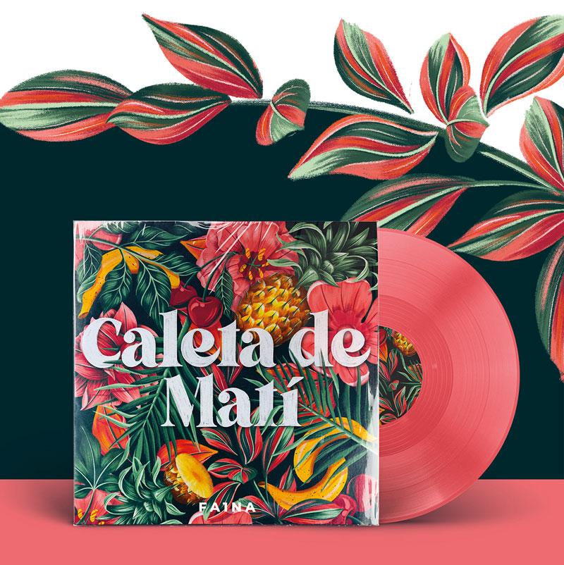 "Album Artwork ""Caleta de Mati"""