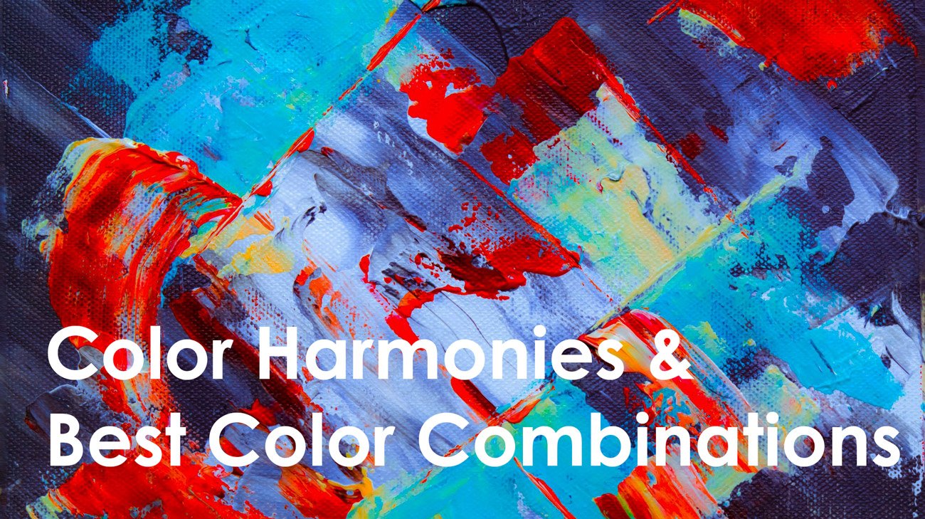 Color Harmonies Article Banner