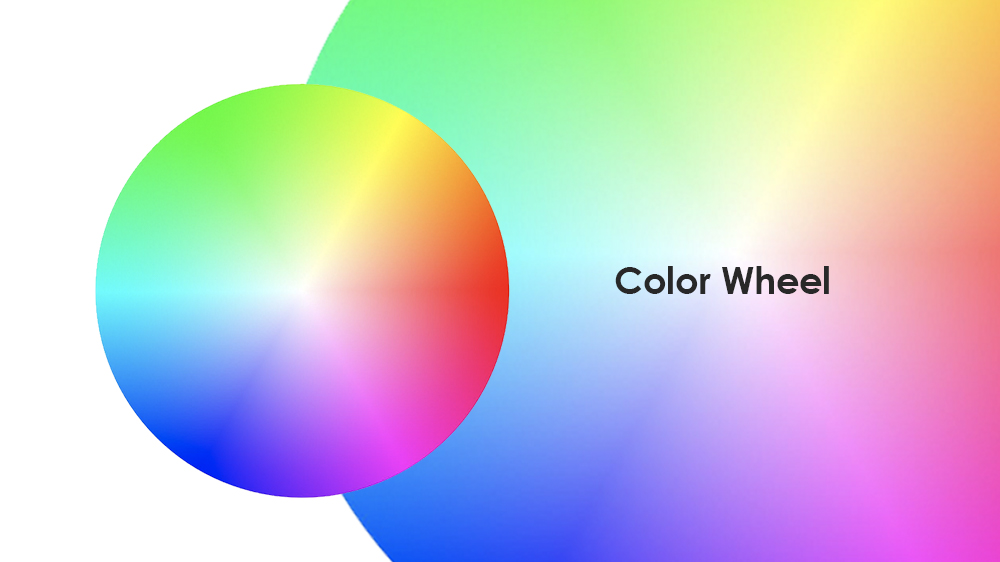 The color scheme is called color wheel